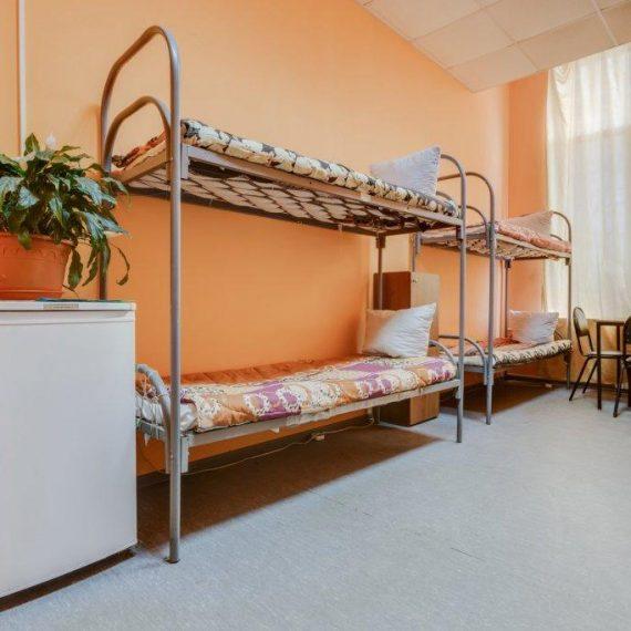 6-местный номер в гостинице Космос Кастанаевская