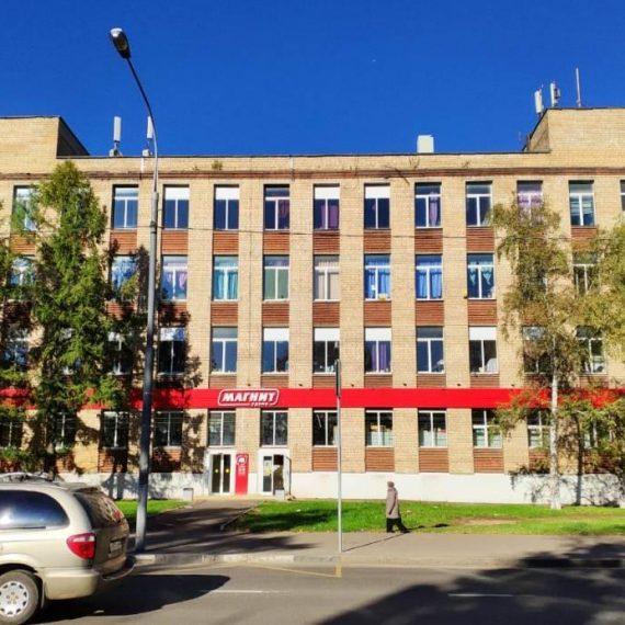 Гостиница Космос на Байкальской